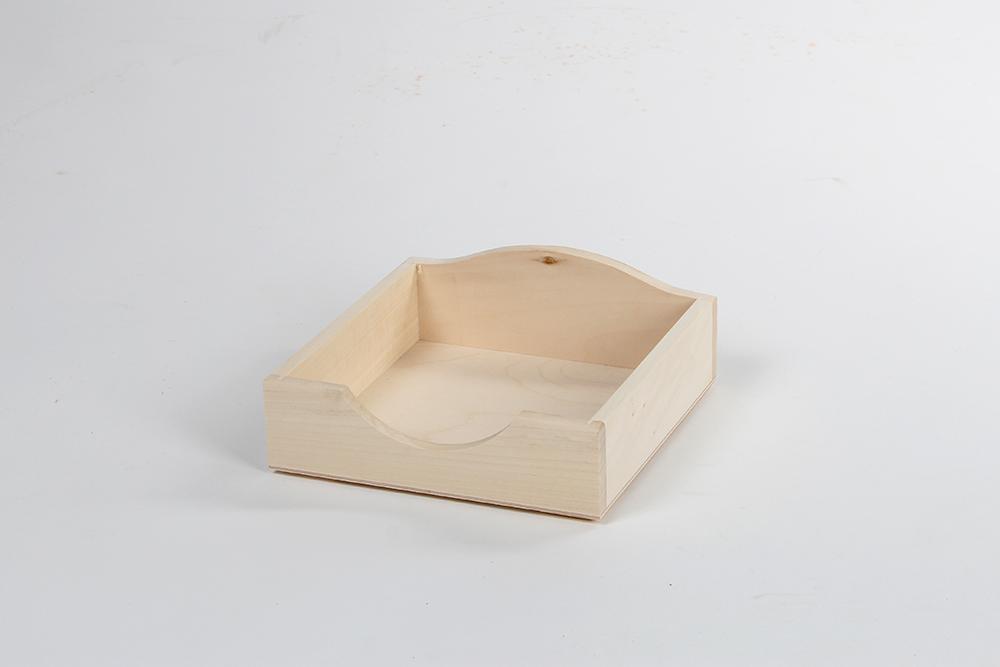 Pudełko drewniane taca